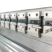 double face bending machine tool clamp device